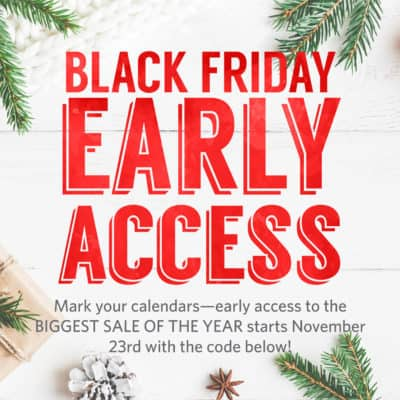 Cameo® 3 Black Friday Early Access Sale!
